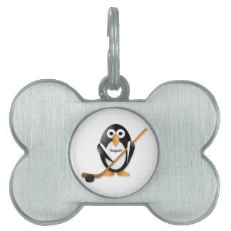 Etiqueta del mascota - modificada para requisitos placas de nombre de mascota