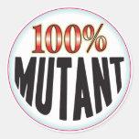 Etiqueta del mutante