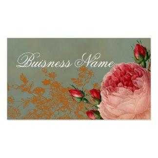 Etiqueta del oscilación del rosa de Blenheim Tarjetas De Negocios