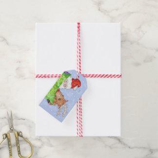 """Etiqueta del regalo """"de la lista"""" etiquetas para regalos"""