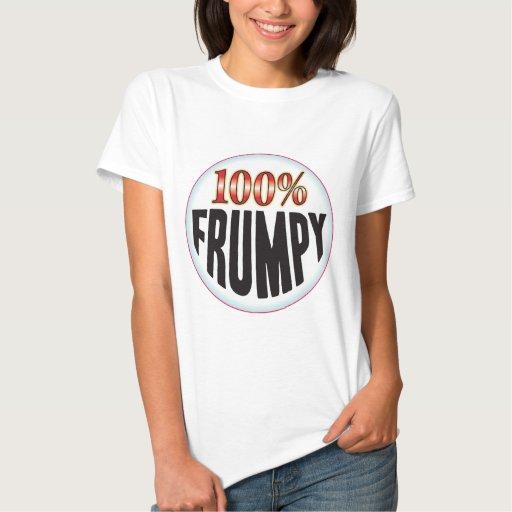 Etiqueta desaseada t-shirt