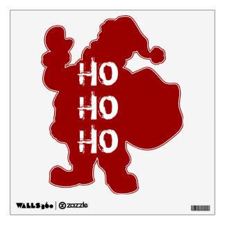 Etiqueta desprendible de la pared del navidad de vinilo adhesivo