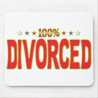 Etiqueta divorciada de la estrella