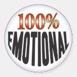 Etiqueta emocional