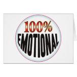 Etiqueta emocional felicitaciones