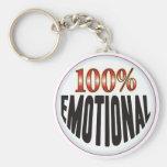 Etiqueta emocional llavero personalizado