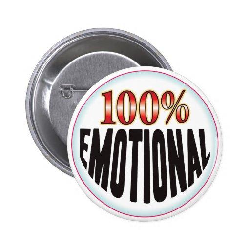 Etiqueta emocional pin