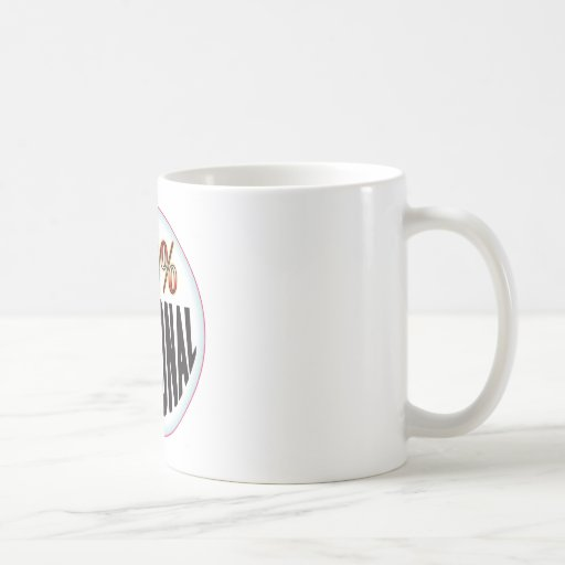 Etiqueta emocional taza