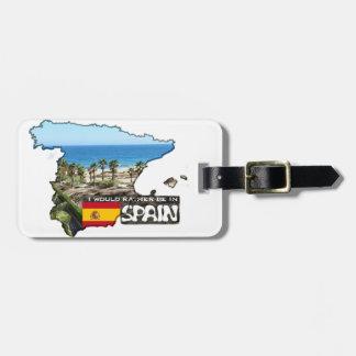 [Etiqueta] estaría bastante en España Etiquetas Para Maletas