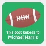 Etiqueta/etiqueta del libro del bookplate del