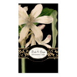 Etiqueta formal del regalo del favor del boda del  tarjeta de visita