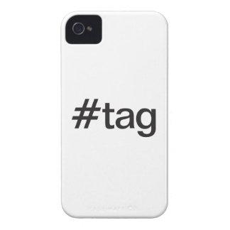 etiqueta funda para iPhone 4 de Case-Mate
