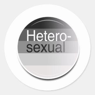 Etiqueta heterosexual