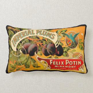 Etiqueta imperial del cajón de la producción de lo almohada