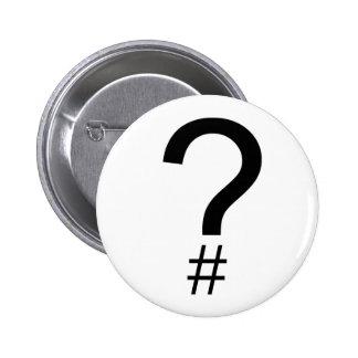 Etiqueta/marca índice de la pregunta pins