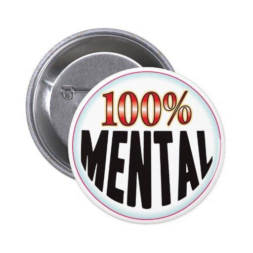 Etiqueta mental pins