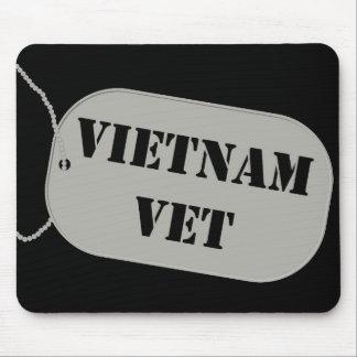 Etiqueta Mousepad del veterinario de Vietnam