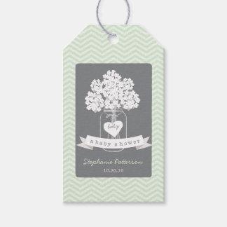 Etiqueta neutral dulce del regalo de la fiesta de etiquetas para regalos