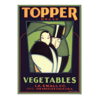 Etiqueta vegetal del vintage, par del art déco, invitaciones personales