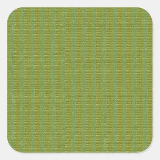 Etiqueta verde oscuro de la etiqueta - impresión