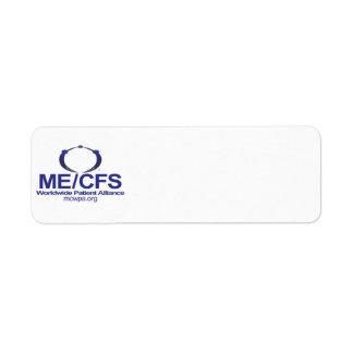 Etiquetas de dirección de MCWPA
