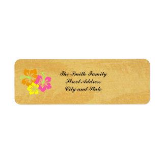 Etiquetas de dirección:  Etiquetas de dirección de