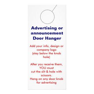 Etiquetas de la promoción de la SUSPENSIÓN de Diseños De Tarjetas Publicitarias