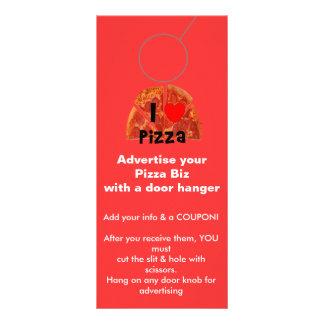 Etiquetas de la promoción de la SUSPENSIÓN de PUER Tarjeta Publicitaria A Todo Color