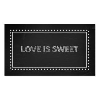 Etiquetas de la receta del favor del boda de la pi plantilla de tarjeta personal