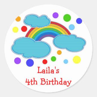 Etiquetas del favor de la fiesta de cumpleaños del