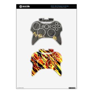 Etiquetas inalámbricas del regulador de Xbox 360 Mando Xbox 360 Skin
