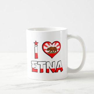 Etna, CA Coffee Mug