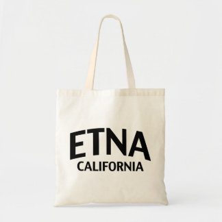 Etna California Bags