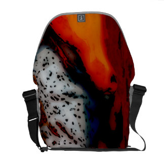 Etna hot bag messenger bag