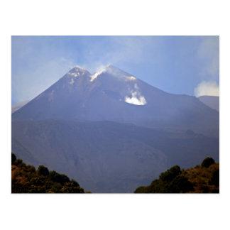 Etna Postcard