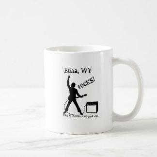 Etna, WY Coffee Mugs