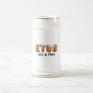 ETOH QD and PRN Stein Coffee Mug
