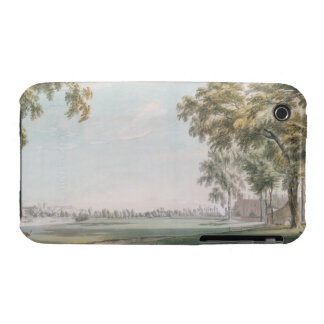 Eton College and Windsor from the Playing Fields iPhone 3 Case-Mate Case