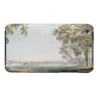 Eton College and Windsor from the Playing Fields iPod Touch Cover