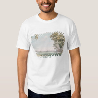 Eton College and Windsor from the Playing Fields T Shirt
