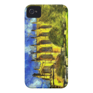 Eton College Chapel Art iPhone 4 Case