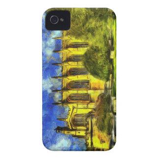 Eton College Chapel Art iPhone 4 Cover