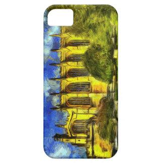 Eton College Chapel Art iPhone SE/5/5s Case