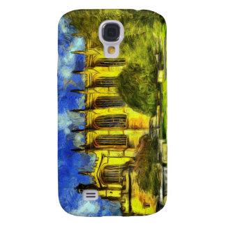 Eton College Chapel Art Samsung S4 Case
