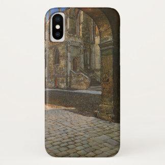 Eton College Chapel by Anna Alma Tadema iPhone X Case