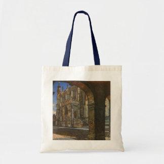 Eton College Chapel by Anna Alma Tadema Tote Bag