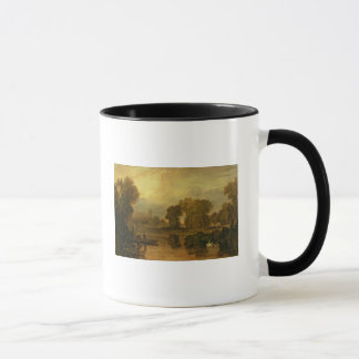 Eton College from the River, or The Thames at Mug