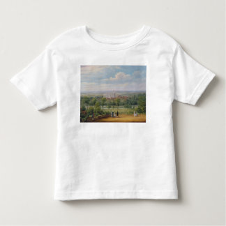 Eton College from the terrace of Windsor Castle Toddler T-shirt
