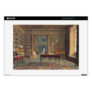 """Eton College Library, from 'History of Eton Colleg Decals For 15"""" Laptops"""