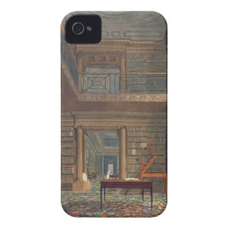 Eton College Library, from 'History of Eton Colleg iPhone 4 Case